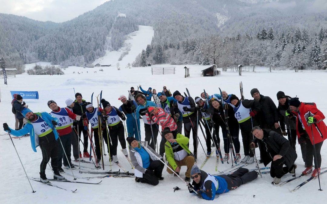Zimsko srečanje v Kranjski Gori