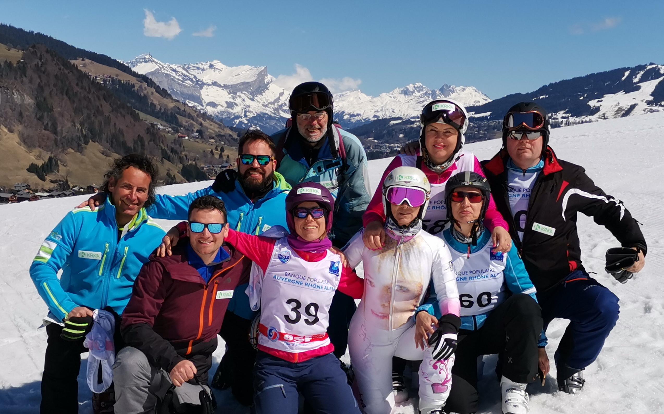 Slovenci iz Francije prinesli rekordnih 18 medalj