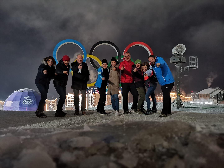 Slovenski novinarji iz Sočija prinesli 13 medalj